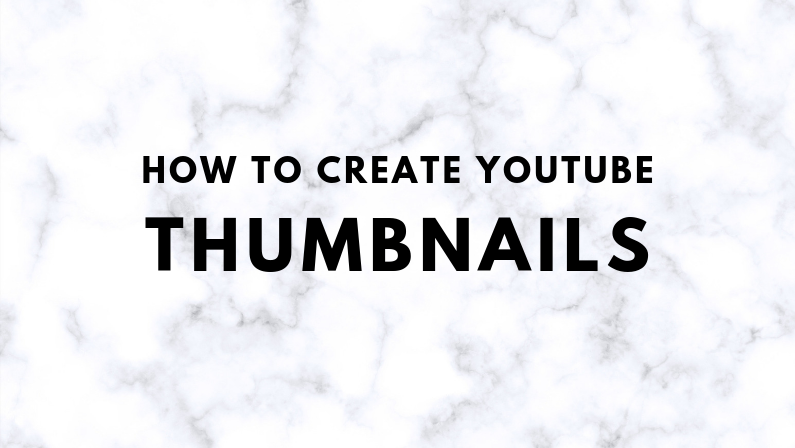 How To Make YouTube Thumbnails (That Actually Get Clicks)